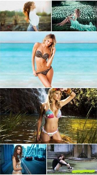 HD Beautiful Girls Wallpaper Pack 19