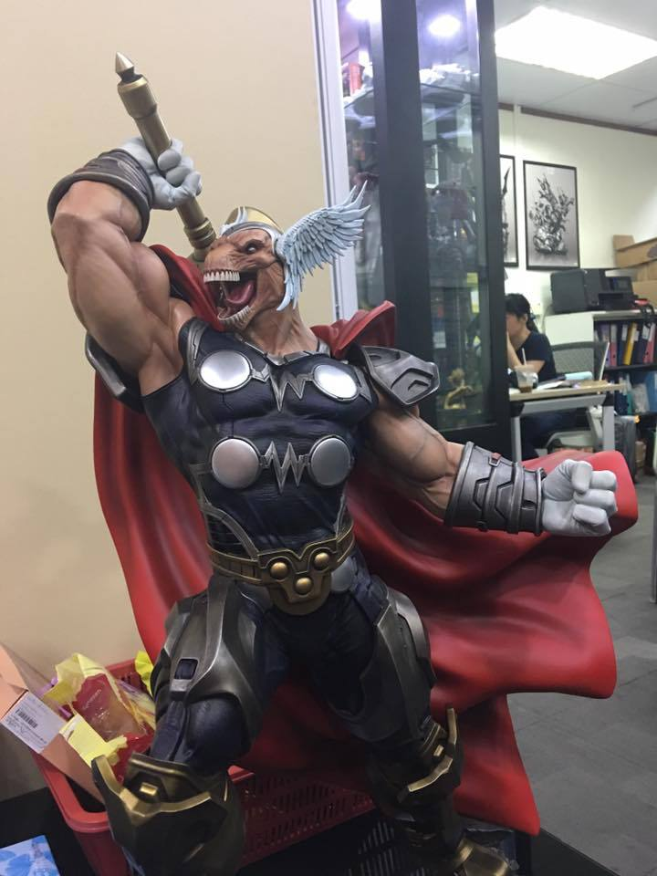 Premium Collectibles : Beta Ray Bill 15590417_1015394532598lptl