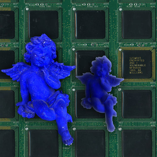 Saul Williams - Encrypted & Vulnerable (2019)