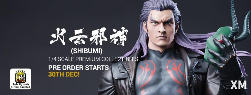 Premium Collectibles : 火云邪神 Shibumi 15665614_179212996767sns5z