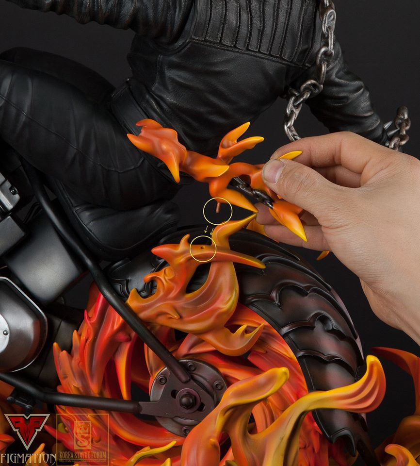 Premium Collectibles : Ghost Rider - Page 5 156ju94