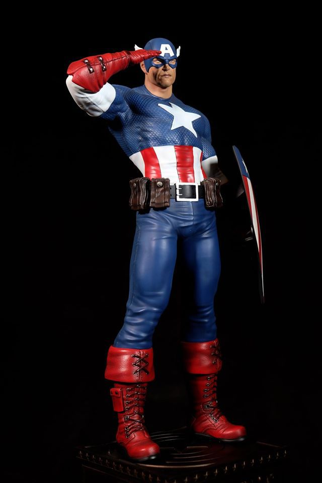 Premium Collectibles : Captain America - Sentinel of liberty - Page 5 156tuz7