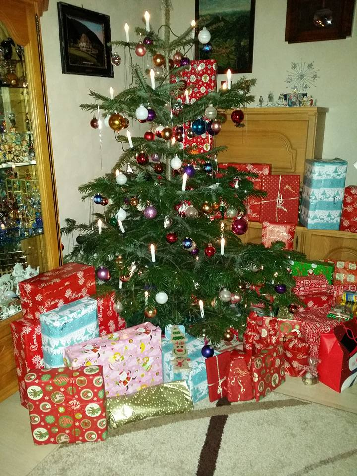 Einfach Easy 3 Jahre 117 Tage Weihnachten Feiern Ist Ja So