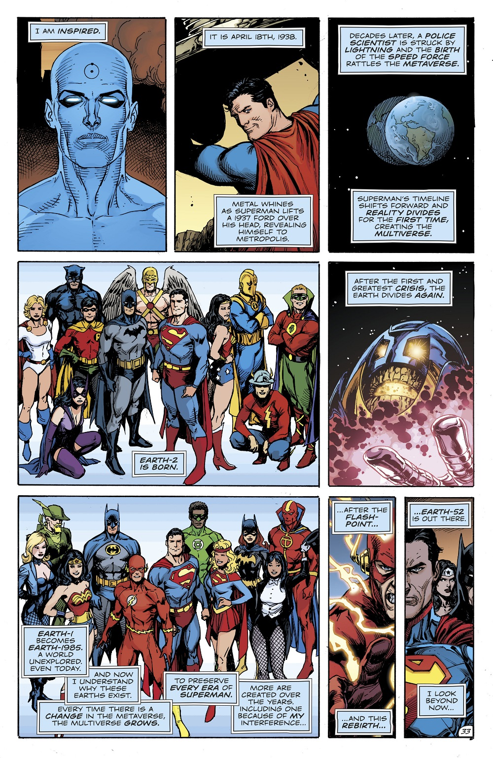 Scans Daily Doomsday Clock 12