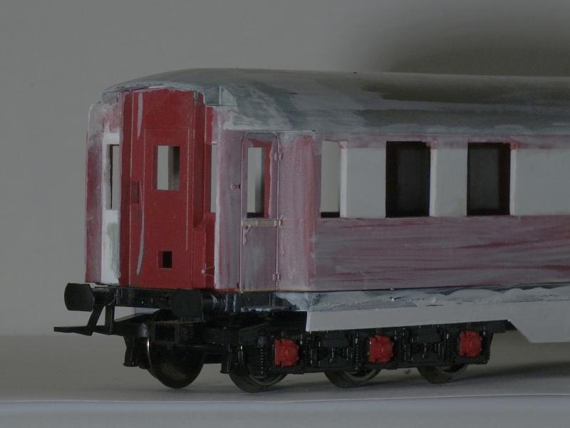 [H0] Wagen 820-601 der VES/M  Halle(S) 157osfc
