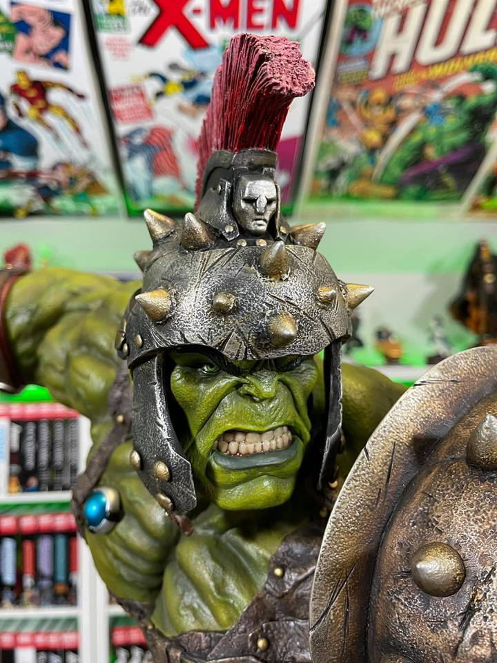 Premium Collectibles : Planet Hulk / King Hulk** - Page 2 158914097_14152466354hmk17