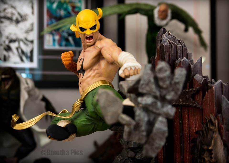 Premium Collectibles : Iron Fist - Page 5 1589aln