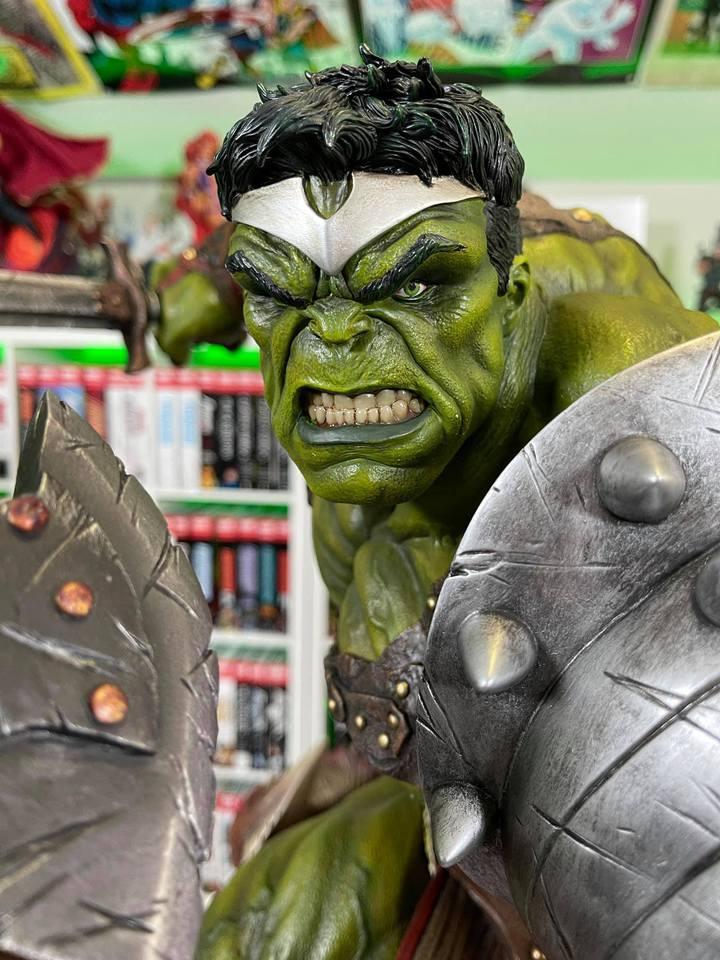 Premium Collectibles : Planet Hulk / King Hulk** - Page 2 159302407_141524686214jkfg