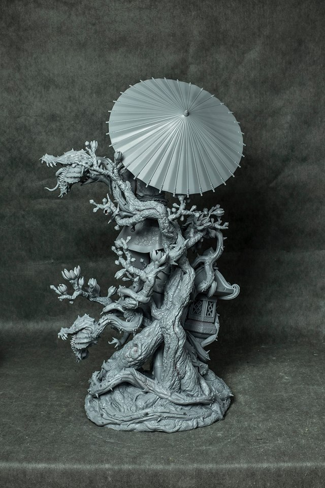 Samurai Series : Poison Ivy 15972385_180475523307oqsv6