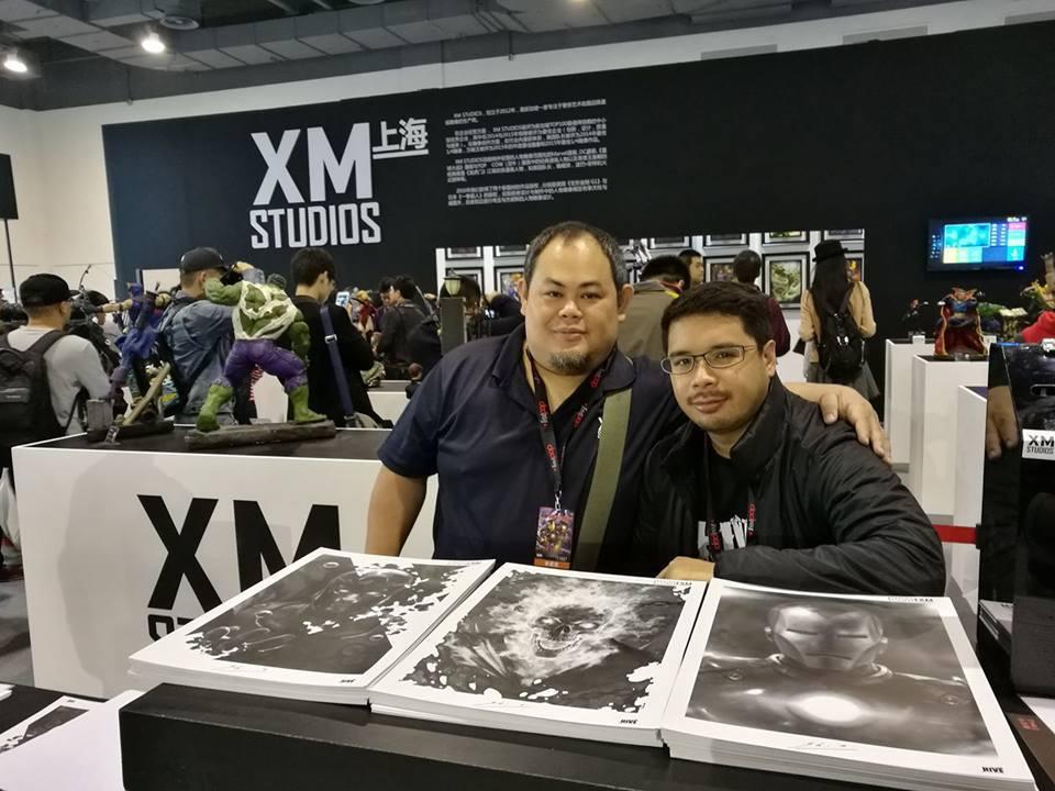 XM Studios: Coverage SHCC 2017 - October 05-07 15cxp5c