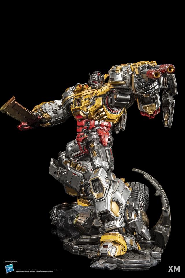 Premium Collectibles : Transformers - Grimlock (G1) 15hhjvn