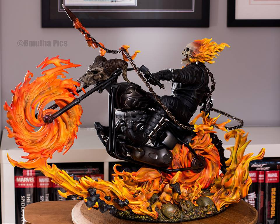 Premium Collectibles : Ghost Rider - Page 5 15qjs88