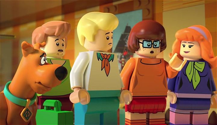 Lego Scooby-Doo! Lanetli Plaj Ekran Görüntüsü 2