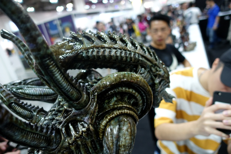 Premium Collectibles : Alien 15zmkt7