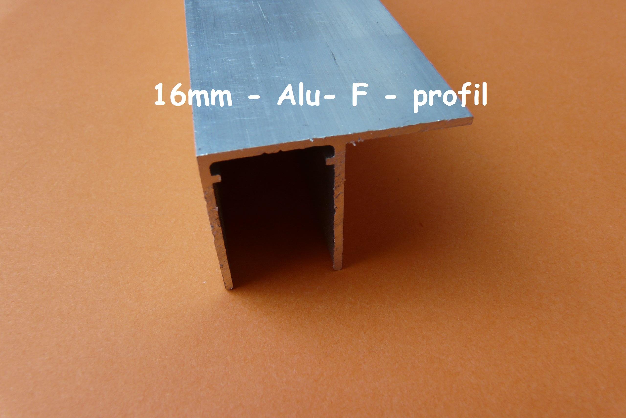 alu eck profil stegplatte gew chshaus verlegeprofile zubeh r 16mm ebay. Black Bedroom Furniture Sets. Home Design Ideas