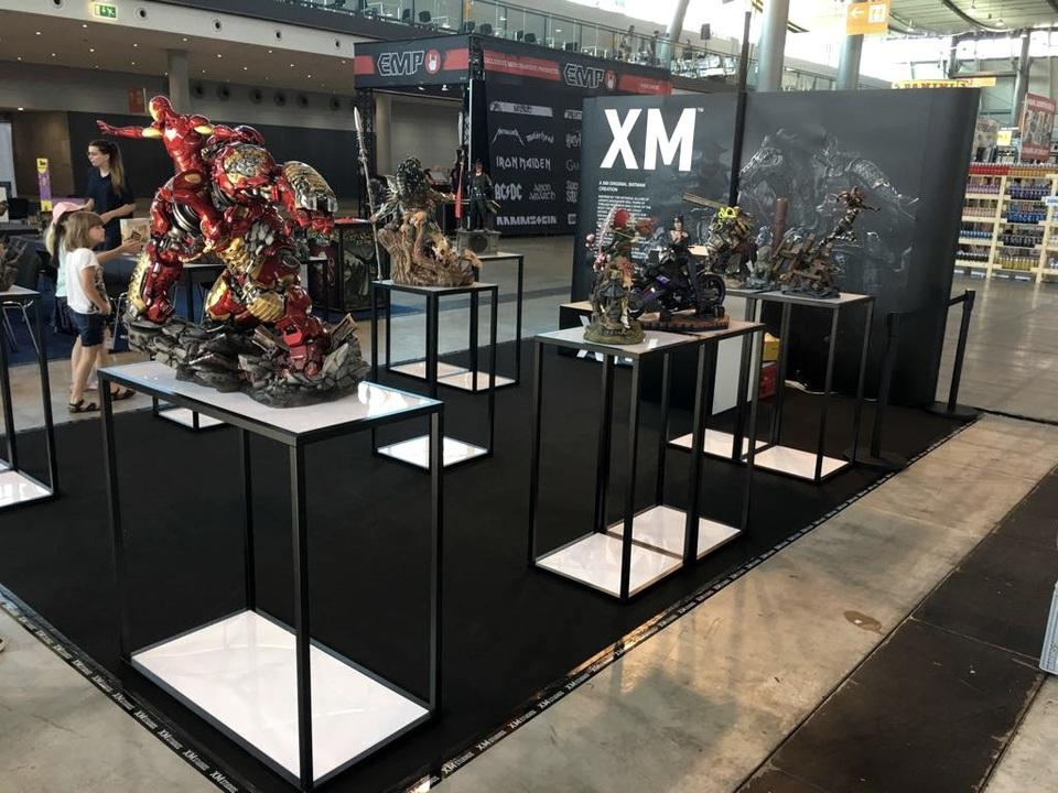 XM Studios: Comic Con Germany Stuttgart 2018  160isk4