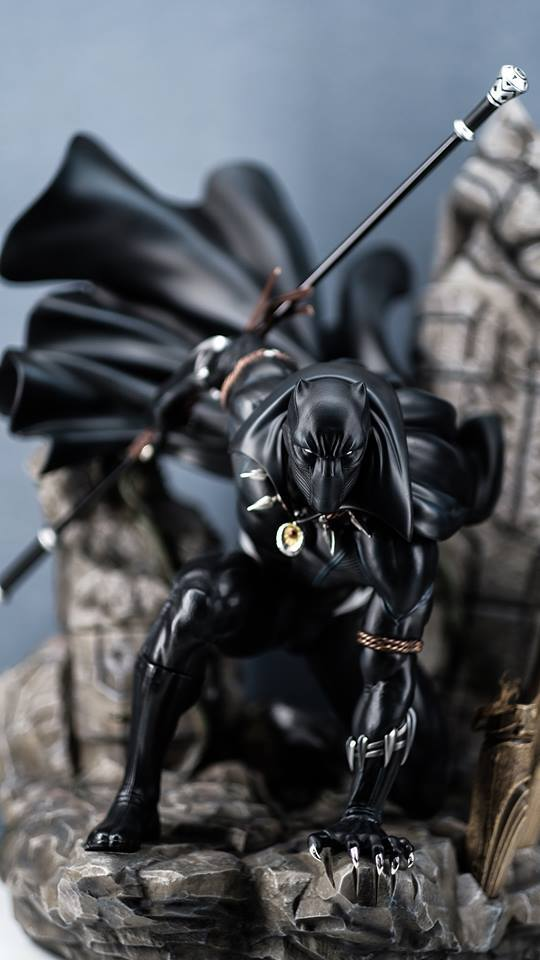 Premium Collectibles : Black Panther - Page 7 160vurh