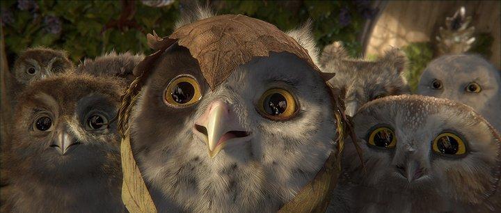 Baykuş Krallığı Efsanesi Ekran Görüntüsü 2