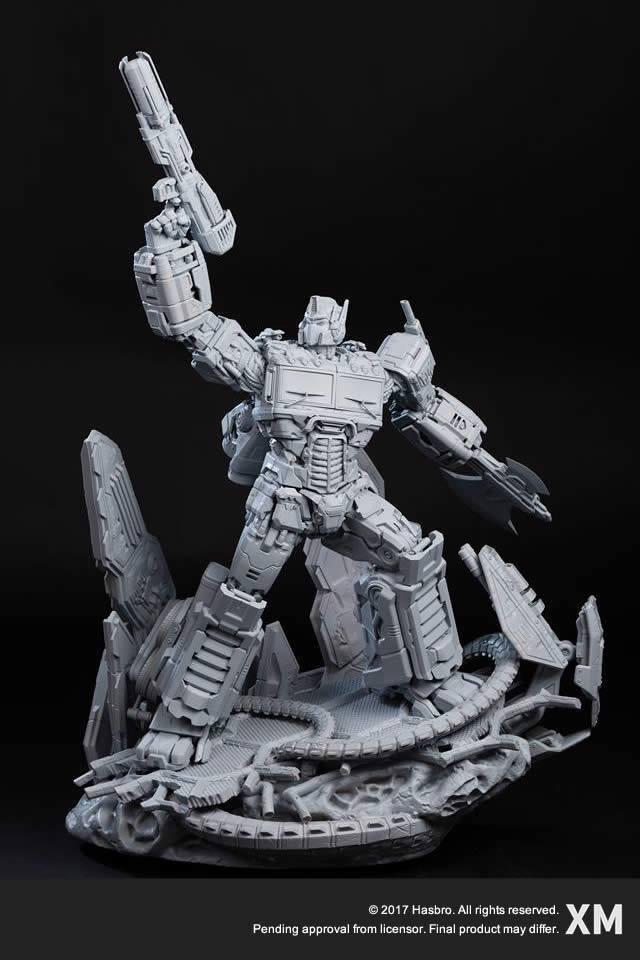 Premium Collectibles : Transformers - Optimus Prime (G1) 16143269_180747718613jjuui