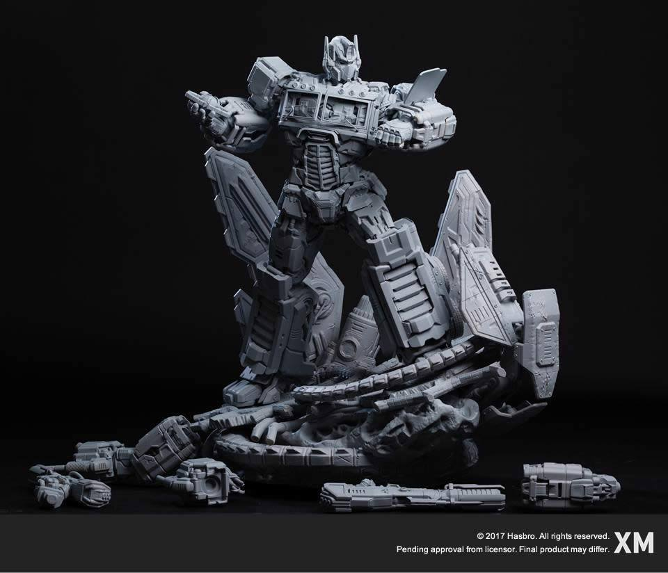 Premium Collectibles : Transformers - Optimus Prime (G1) 16174381_1807477339471auht