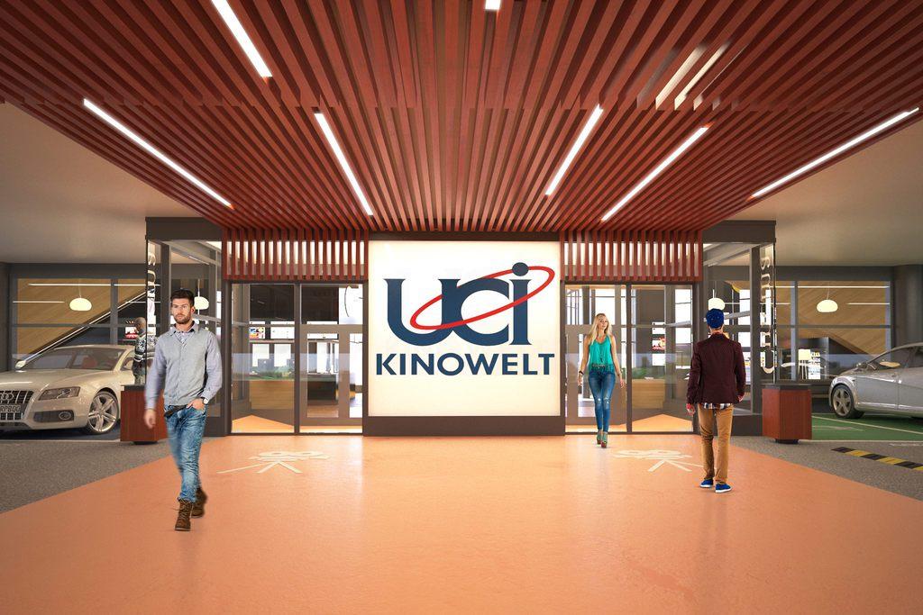 Bauprojekte-Bochum: Umbau UCI-Kino Bochum | Fertig