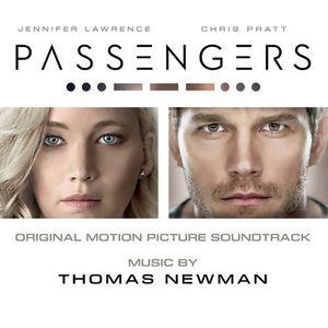Thomas Newman – Passengers (OST) (2016) Album (MP3 320 Kbps)