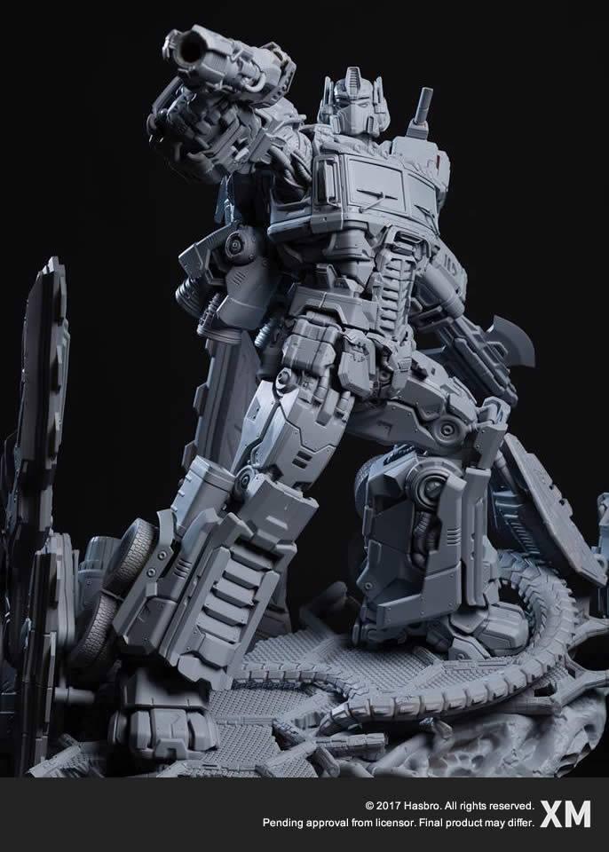 Premium Collectibles : Transformers - Optimus Prime (G1) 16265289_180747730947qyu76