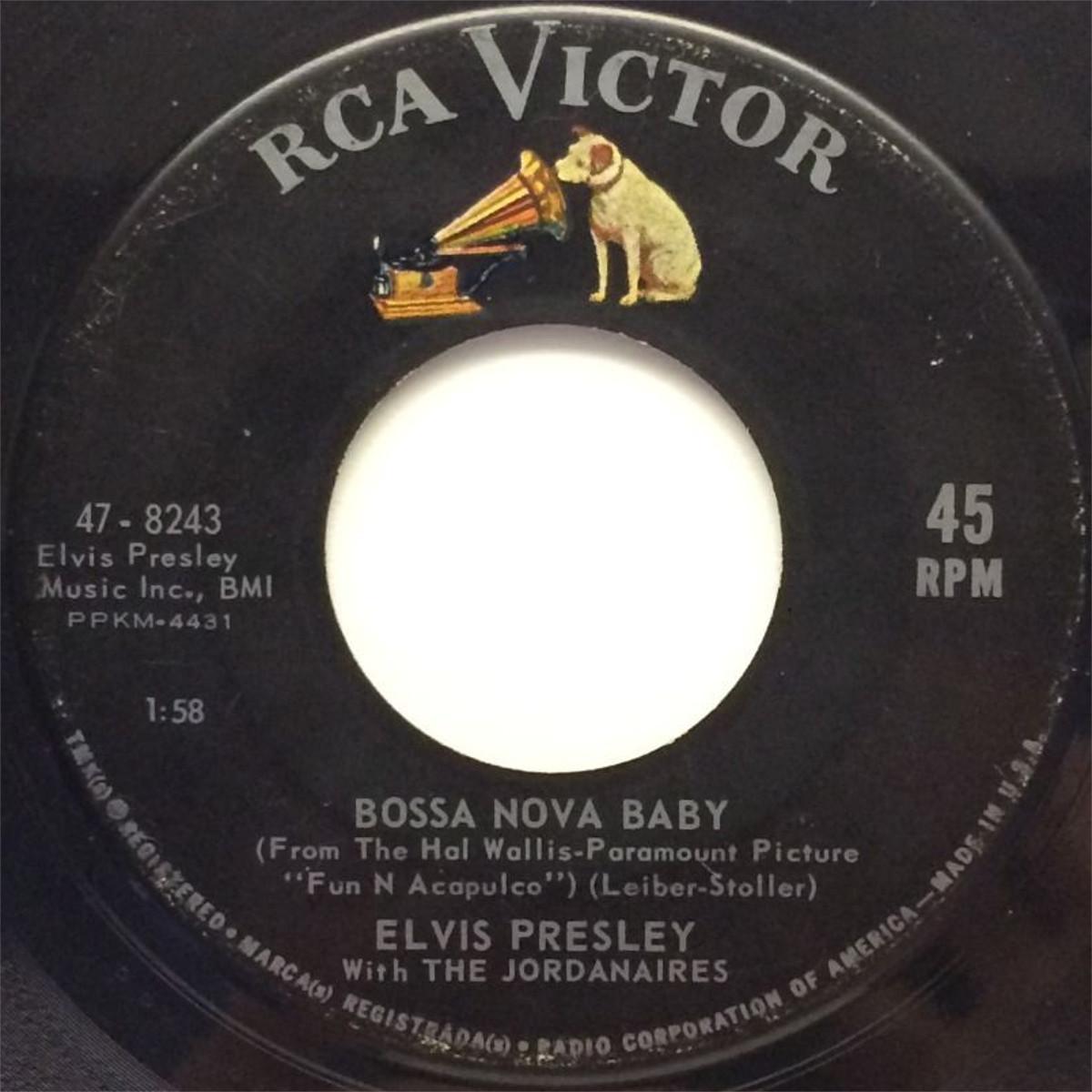 Bossa Nova Baby / Witchcraft 162mmorq