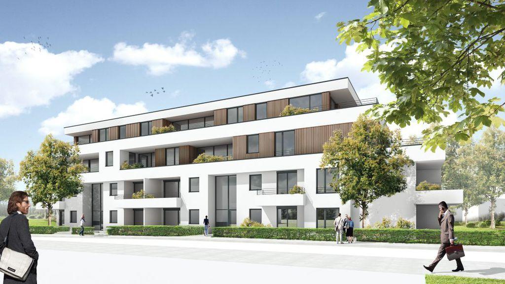 Gelsenkirchen: Bauprojekte und Stadtplanung [Archiv