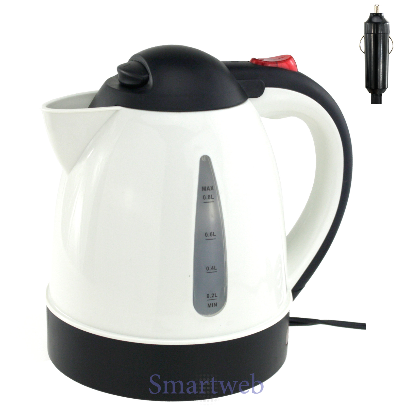 Coffee Maker Water Boiler Oxone : car truck Water boiler electric kettle 12V Tea pot Coffee maker Camping cooker eBay