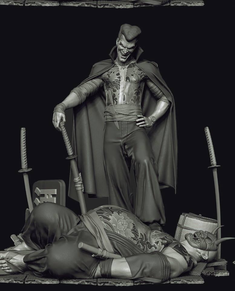 Premium collectibles : Joker** 16641050_181611048860p8j3r