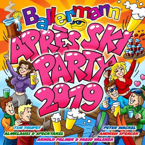download Ballermann Apres Ski Party 2019 (2018)