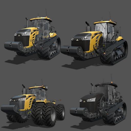 FS 17 Challenger Pack