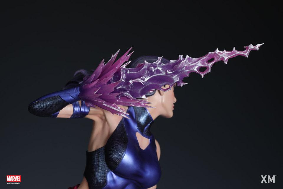Premium Collectibles : Psylocke 1/4 Statue 16c1ktw