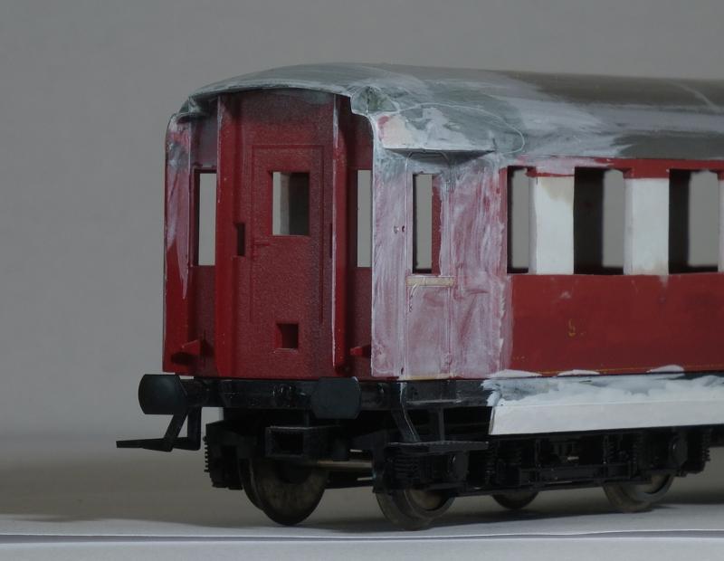 [H0] Wagen 820-601 der VES/M  Halle(S) 16nasrl