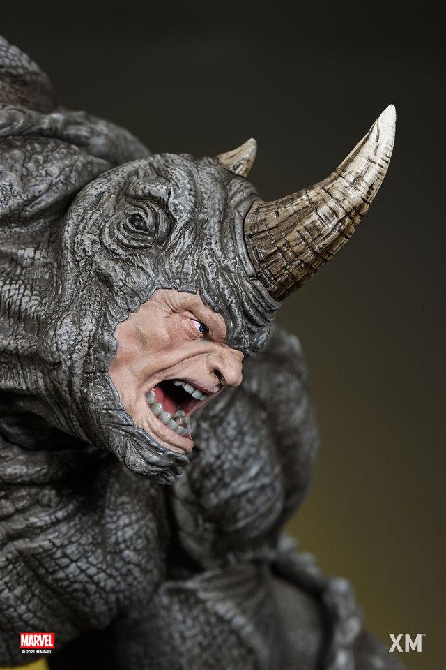 Premium Collectibles : Rhino** 16pbkpp