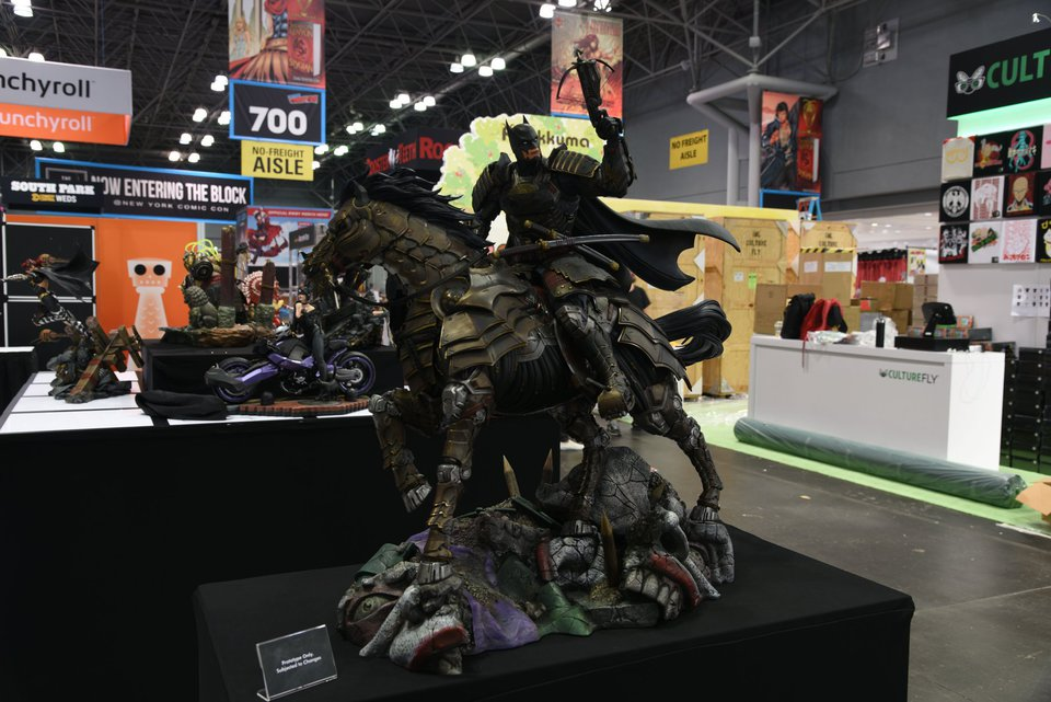 XM Studios: Coverage NYCC 2018 - October 4th to 7th 16rod46