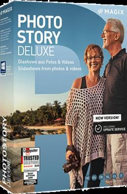 MAGIX Photostory 2020 Deluxe v19.0.1.14 - ITA