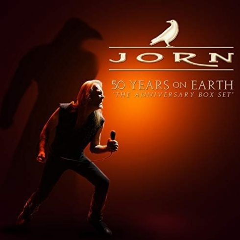 Jorn - 50 Years on Earth (The Anniversary Box Set) (2018)