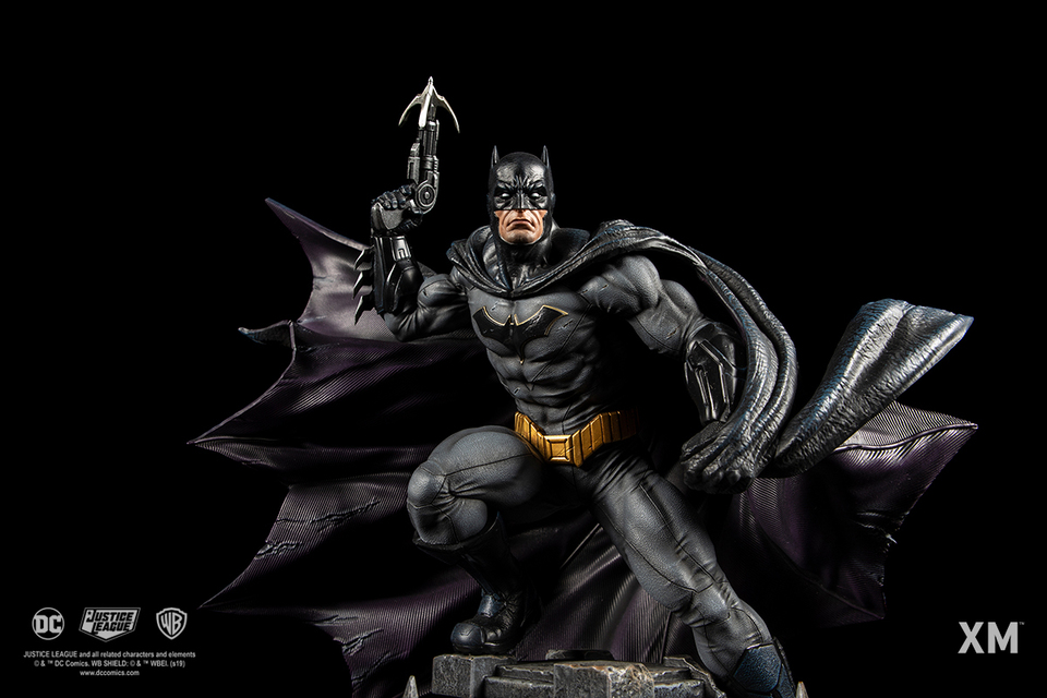 Premium Collectibles : JLA Batman 1/6**   174pkhf