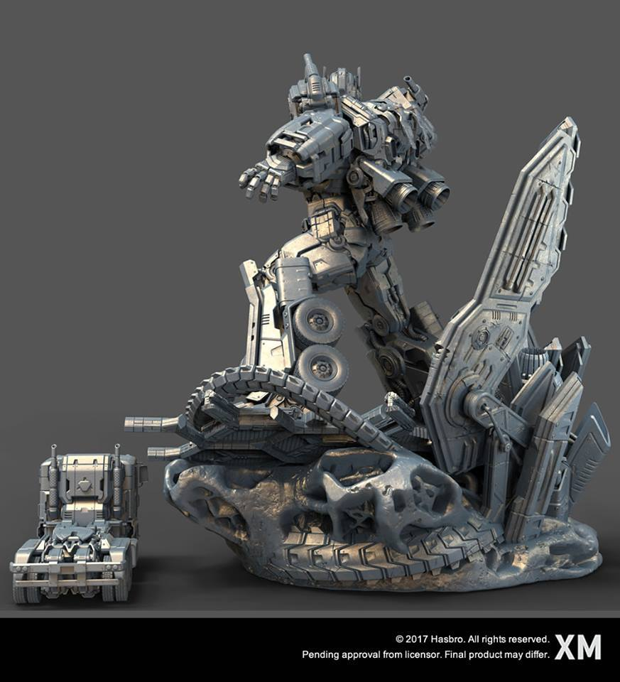 Premium Collectibles : Transformers - Optimus Prime (G1) 17883978_184989815856ibu80