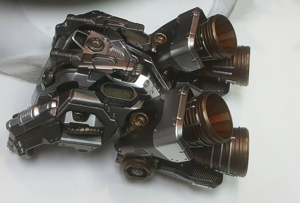 Premium Collectibles : Transformers - Optimus Prime (G1) 17884283_184826705206t0ja7