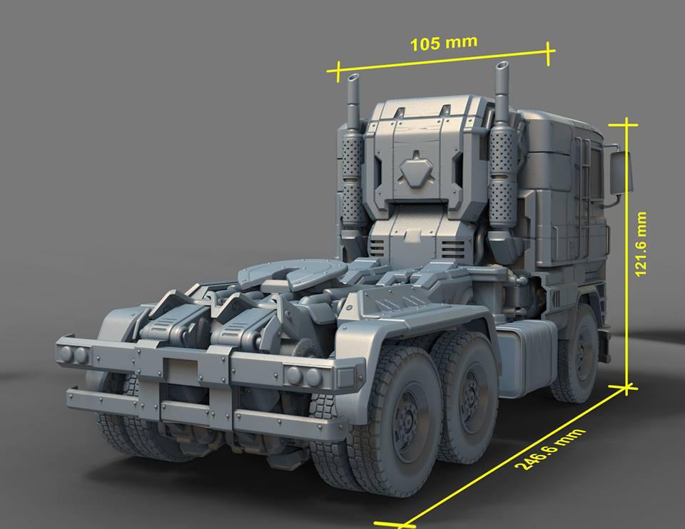 Premium Collectibles : Transformers - Optimus Prime (G1) 17903637_184992004189duu50