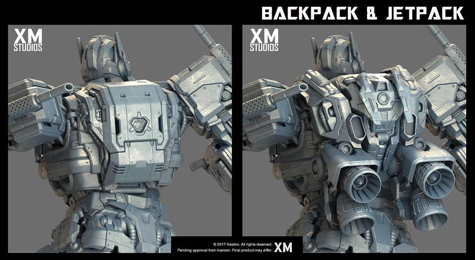 Premium Collectibles : Transformers - Optimus Prime (G1) 17951799_184989819856azua7