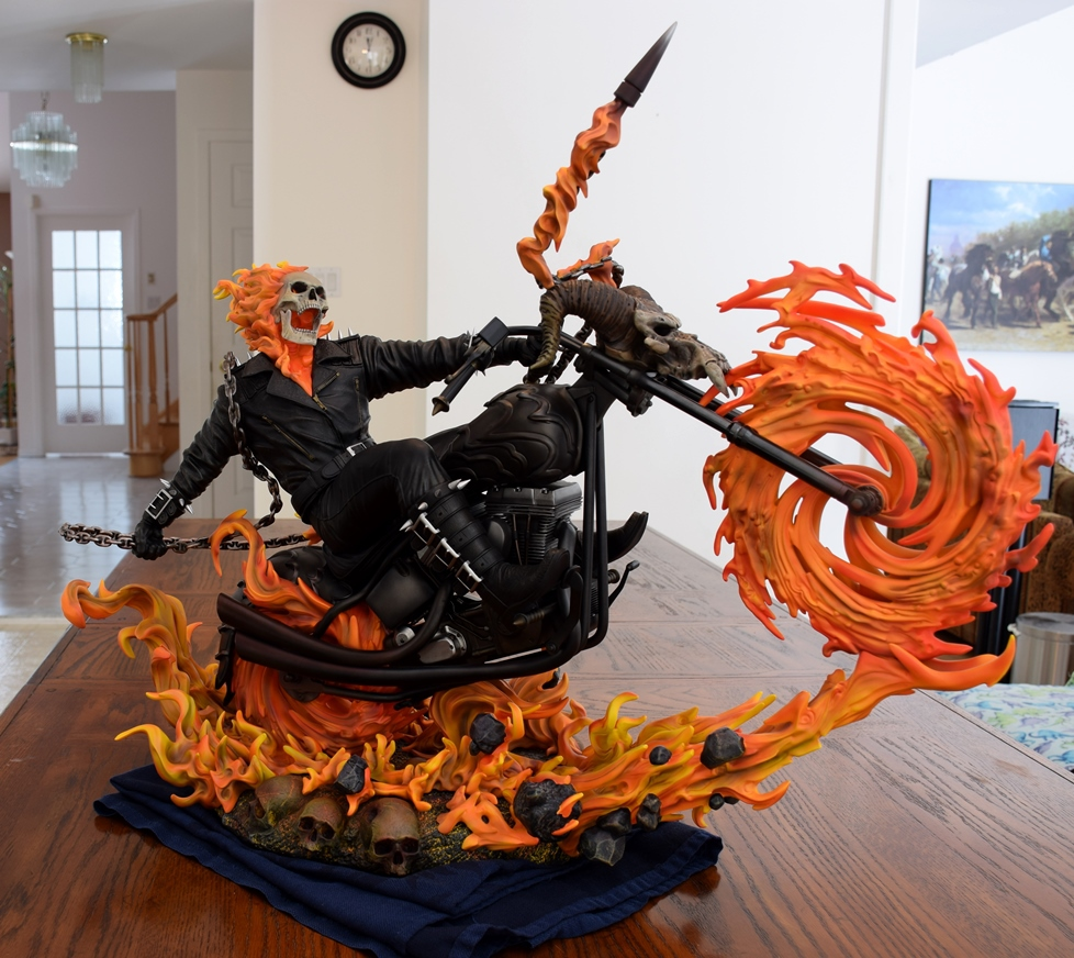Premium Collectibles : Ghost Rider - Page 4 17hnuot