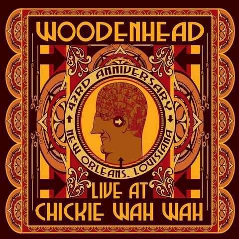 Woodenhead - Live At Chickie Wah Wah (2019)