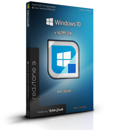 download Windows 10 Rs3 1709 Aio (x86 x64) 12in2 V.2 Pre-Activated Jan2018