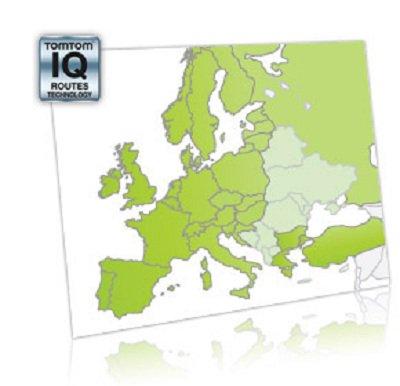 TomTom Maps Europe 1005.8763