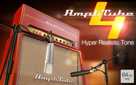 download IK Multimedia AmpliTube 4 Complete v4.7.0B