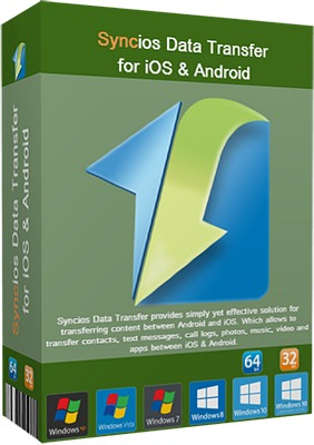 : Anvsoft SynciOS Data Transfer 1.7.1 + Portable